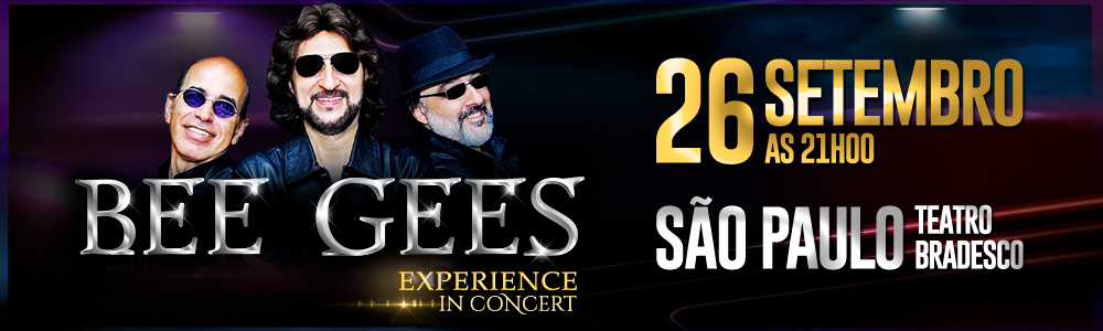 BEE GEES EXPERIENCE IN CONCERT