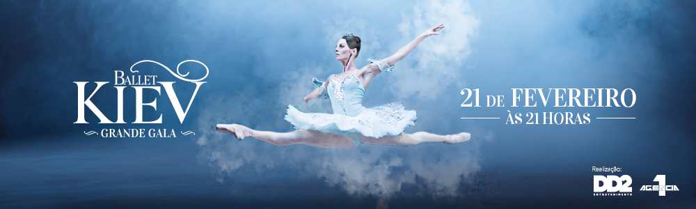 GRAND GALA DOS SOLISTAS DO KIEV BALLET