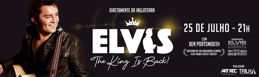 ELVIS - THE KING IS BACK