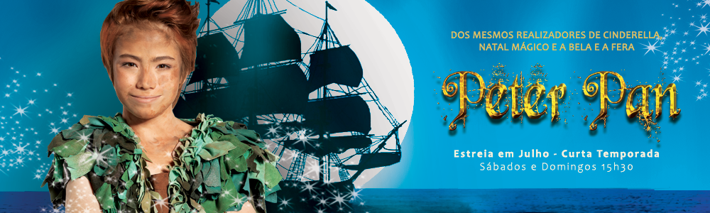 PETER PAN - O MUSICAL